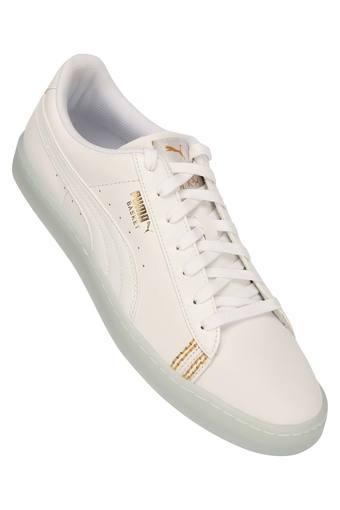 PUMA -  WhiteSports Shoes & Sneakers - Main