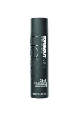 TONI AND GUY Men 2 In 1 Anti-Dandruff Shampoo & Conditioner 250 Ml