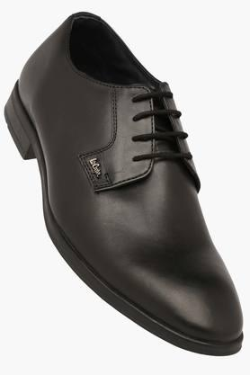 LEE COOPER Mens Leather Lace Up Formal Shoes