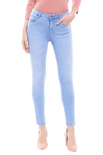KRAUS -  Light BlueJeans & Jeggings - Main