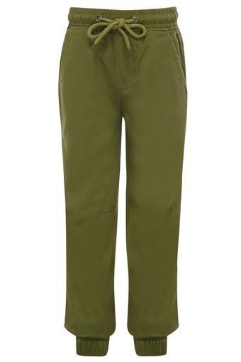 Boys 2 Pocket Slub Pants