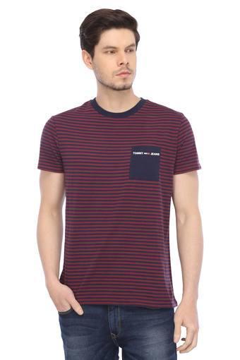 TOMMY HILFIGER -  MulticolorT-shirts - Main