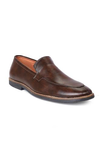 BACCA BUCCI -  Brown Formal Shoes - Main