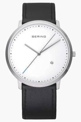 BERINGUnisex Classic White Round Analogue Watch 11139-404