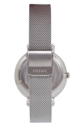 Womens Silver Dial Analogue Metallic Watch - WFIF-ES4627I