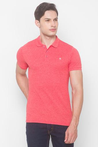 UNITED COLORS OF BENETTON -  RedT-Shirts & Polos - Main