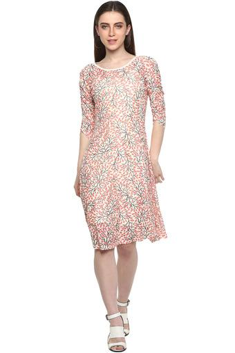 FRATINI WOMAN -  BeigePvt Women Western Buy 1 & Get 2nd At 20% Off  - Main