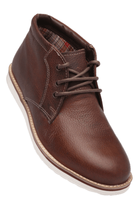 RED TAPEMens Leather Slipon Casual Shoe