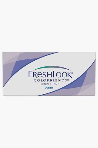 Freshlook Uv Color Blends 2Pack 0 Power True Sapphire