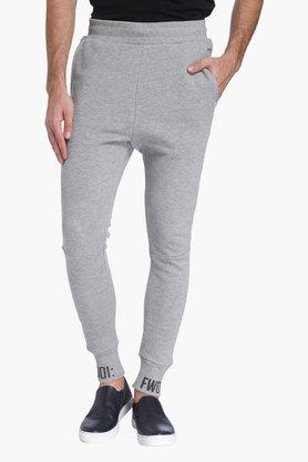 JACK AND JONES Mens 3 Pocket Slub Track Pants