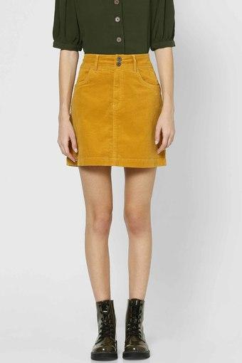 ONLY -  Yellow Skirts - Main