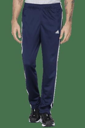 ADIDASMens 2 Pocket Solid Track Pant