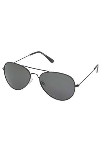 Mens Aviator UV Protected Sunglasses - PLD042130GN58