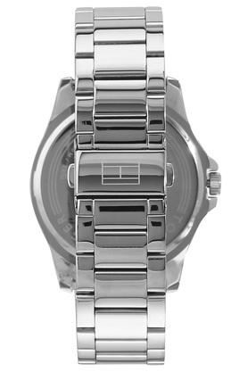 Mens Grey Dial Analogue Watch - TH1791504