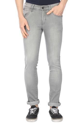 WRANGLER -  Dark StoneJeans - Main