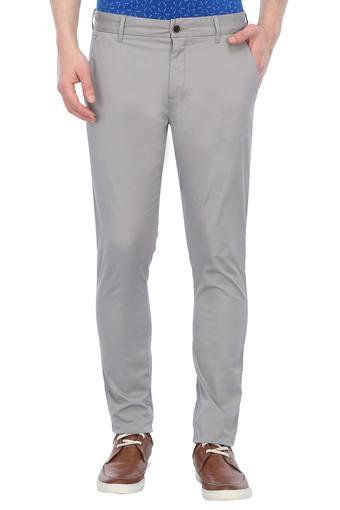 TRUE BLUE -  Grey Cargos & Trousers - Main