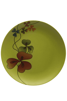 BACK TO EARTH Bamboo Dinner Plate