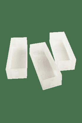 WHITMORSmall Drawer Organizer (Set Of 3)