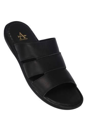 ARROW -  BlackSlippers & Flip Flops - Main