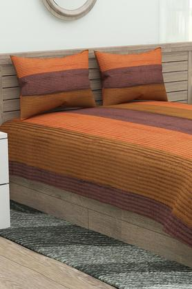 Stripe Bed Cover