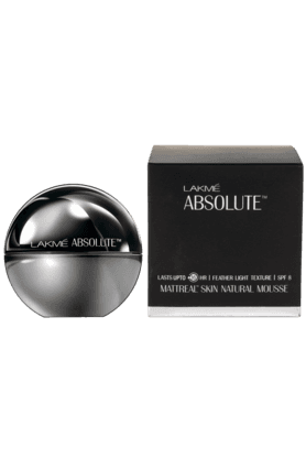 LAKME Absolute Mattreal Skin Natural Mousse - Rose Fair