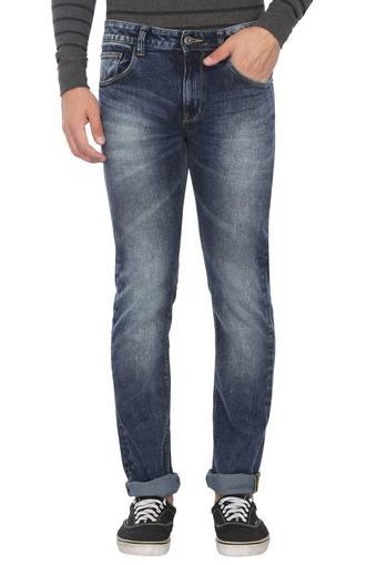CELIO -  Dark Blue Jeans - Main