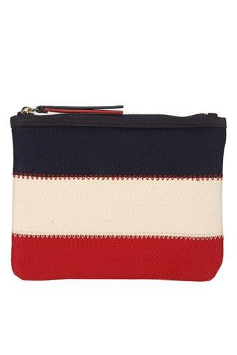 Womens Casual Wear Zip Closure Pouch