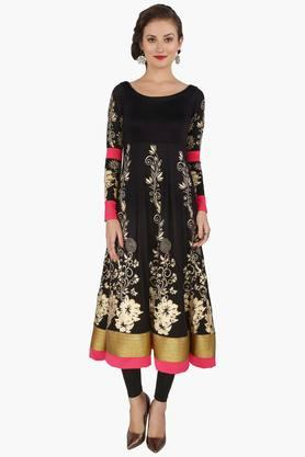 IRA SOLEIL Womens Printed Kurta (Buy Any Ira Soleil Product And Get A Charms Bracelet Free) - 201787440