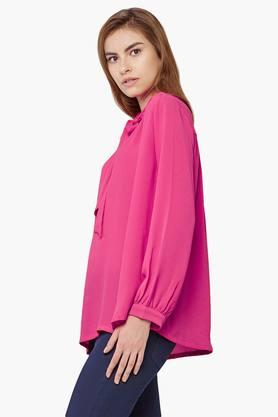 Women's Bright Tie-Up Top