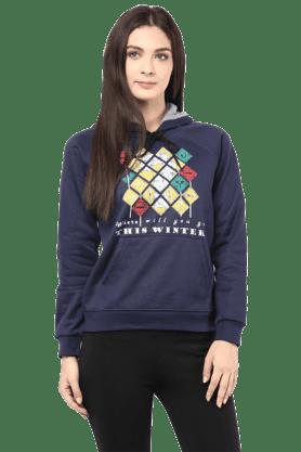THE VANCAWomen Hooded Sweatshirt