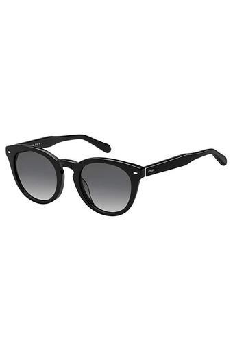 Unisex Full Rim Round Sunglasses - FOS2060S8079O