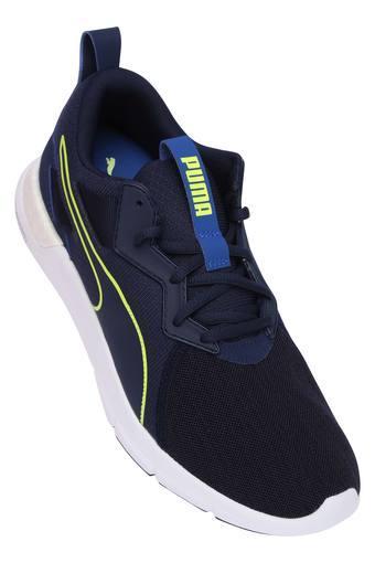 PUMA -  NavySports Shoes & Sneakers - Main