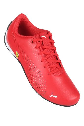 PUMA -  Red Sports Shoes - Main