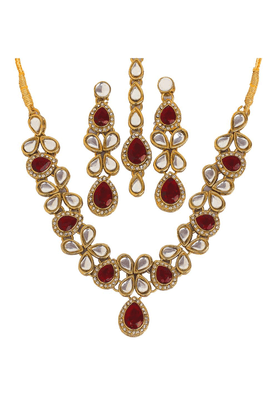TOUCHSTONE Necklace Set - 8616678