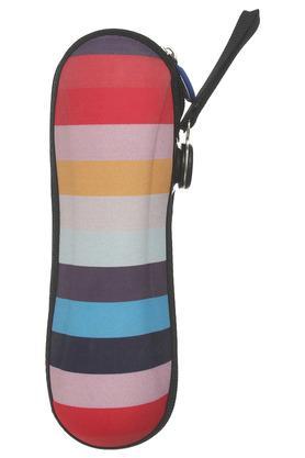 Unisex H2O Striped 5 Fold Umbrella
