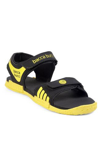 BACCA BUCCI -  Yellow Sandals & Floaters - Main