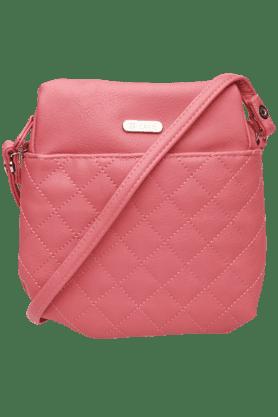 LAVIEWomens Kate Leather Zipper Closure Sling Bag - 200627450