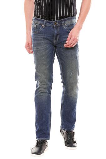 LIFE -  Denim Indigo DarkJeans - Main