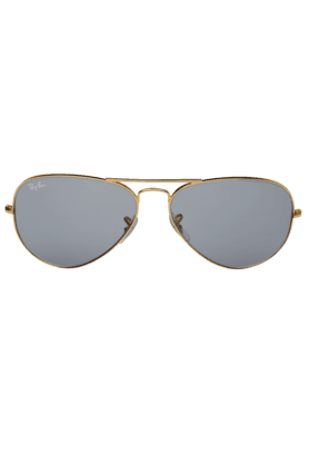 RAY BAN Men Aviator Sunglasses (Use Code FB20 To Get 20% Off On Purchase Of Rs.1800) - 7948415