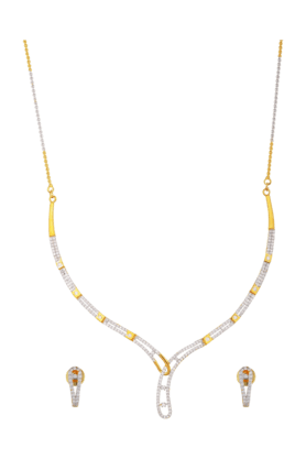 TUANAmazing Designer Jewel Set For Women (INK-580) (Use Code FB20 To Get 20% Off On Purchase Of Rs.1800)
