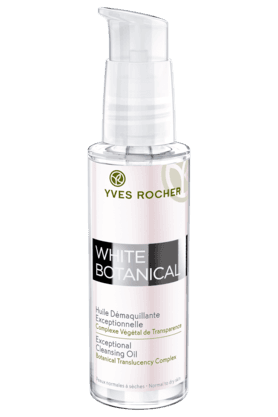 YVES ROCHER White Botanical - Exceptional Cleansing Oil 100ML