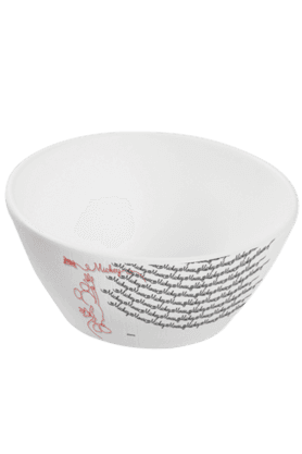 Mickey Line Art - Soup Bowl