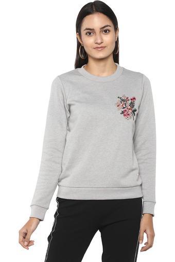 ALLEN SOLLY -  GreyWinterwear - Main