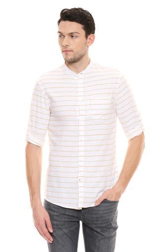 C340 -  WhiteCasual Shirts - Main