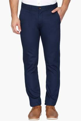 ARROW SPORT Mens 4 Pocket Solid Trousers (Chrysler Fit) - 202091635