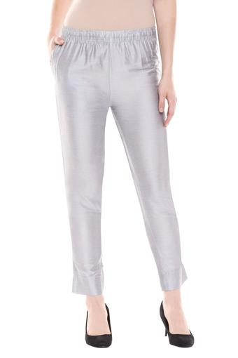 GO COLORS -  Silver Pants - Main