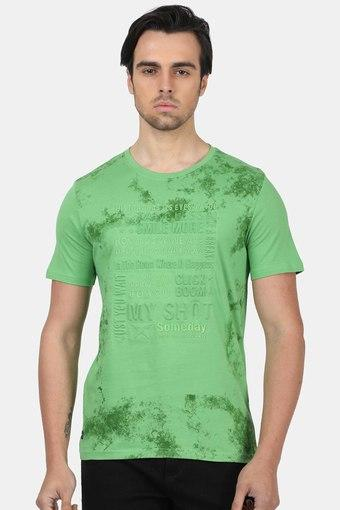 MONTE CARLO -  GreenT-Shirts & Polos - Main