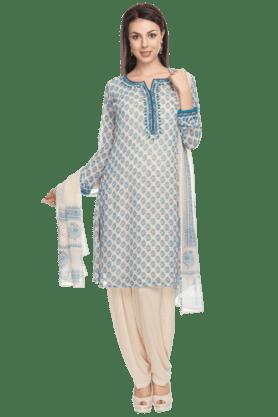 BIBAWomens Printed Salwar Suit