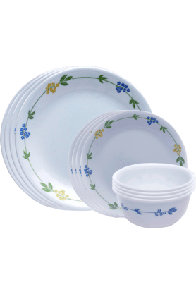CORELLE Dinner Set (Set Of 12) - Secret Garden