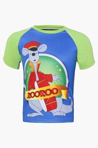 IMAGICA -  Leaf GreenT-Shirts - Main